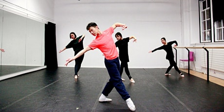 Chinese Classical Dance Short Course - Autumn Term 2020
