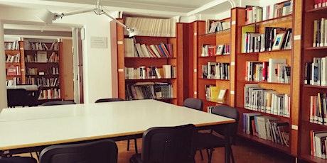 Studio in Biblioteca Abamc - Mattino biglietti