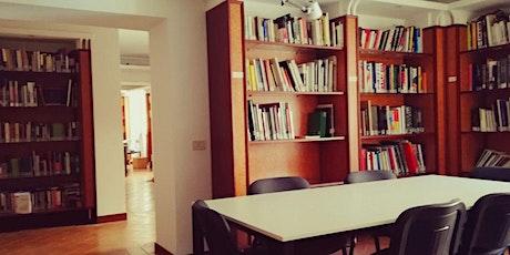 Studio in Biblioteca  Abamc - Pomeriggio biglietti