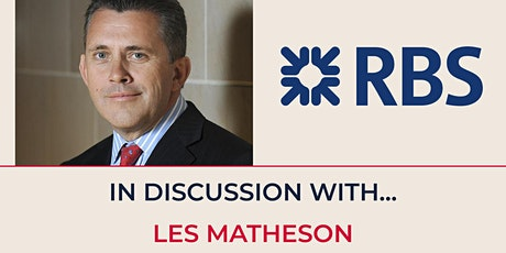 In Discussion with Les Matheson, RBS tickets