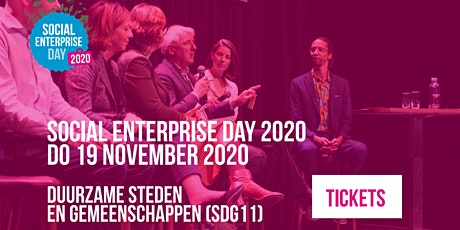 SOCIAL ENTERPRISE DAY  - 19 NOV 2020 tickets