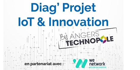 Diag' Projet IoT & Innovation tickets