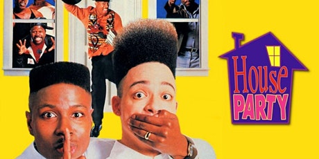 Cycle-In Cinema Presents...House Party (15) tickets