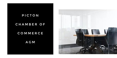 Picton Chamber 2020 AGM tickets