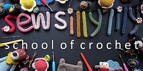 Beginners Crochet | Classic Granny Square tickets