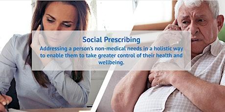 Online SocialPrescriberPlus Course for Social Prescribers Link Workers tickets