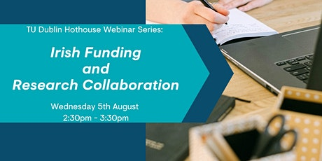 Irish Funding & Research Collaboration tickets