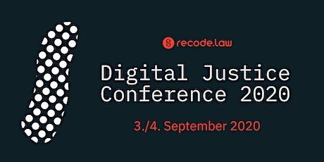 Digital Justice Conference 2020 Tickets