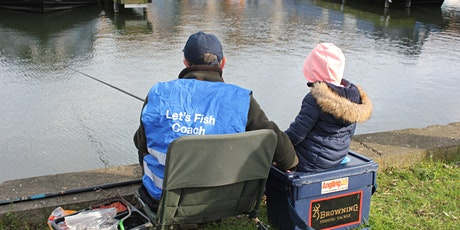 Free Let's Fish! - Wolverhampton - Learn to Fish session tickets