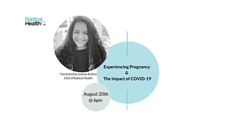Radical Health Community Conversations: Experiencing Pregnancy & COVID-19 tickets