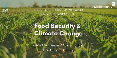 Food Security & Climate Change (Business Breakfast) tickets