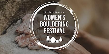Women's Bouldering Festival | Fontainebleau 19-21.09.20 billets