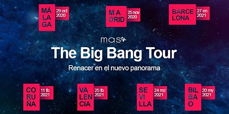 Big Bang Tour Sevilla: Renacer en el nuevo panorama tickets