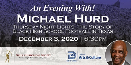 An Evening With! Michael Hurd tickets