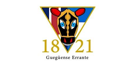 Güegüense Errante 1821 -  Kermess 2020 tickets