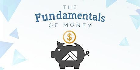 The Fundamentals of Money: A Money Basics Webinar for Teens tickets