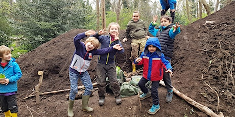Forest School Holiday Club - 20th & 21st August tickets