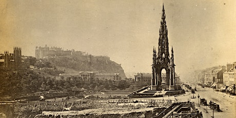 Digital Lecture: The Gothic Rocket: The Scott Monument tickets