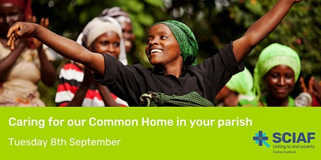 Caring for our Common Home in your parish tickets