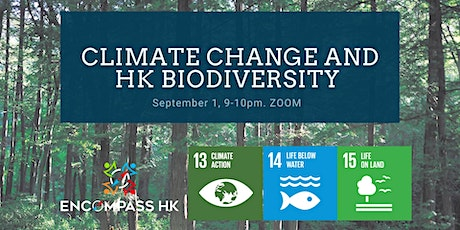 Climate Change and HK Biodiversity tickets