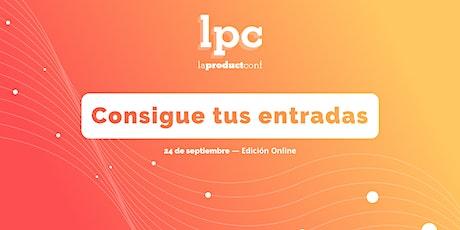 La Product Conf Madrid | Online Edition entradas