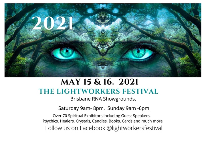Lightworkers Festival image