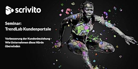 Seminar: TrendLab Kundenportale - München Tickets