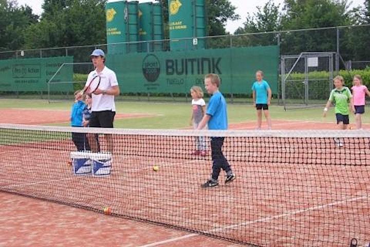 Afbeelding van Kies je Sport! - Tennis