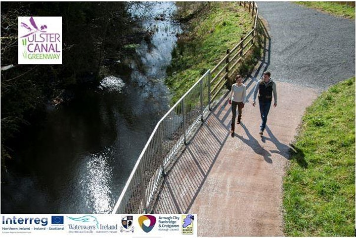 Ulster Canal Greenway - Viewing of Preferred Route image