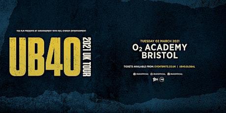 UB40 2021 (O2 Academy, Bristol) tickets