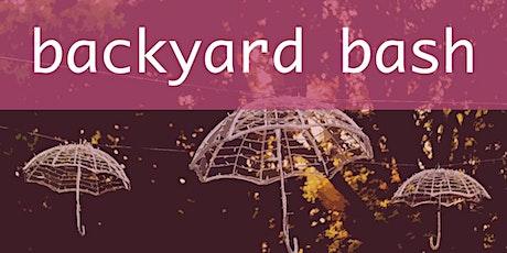 Guerilla Backyard Bash tickets