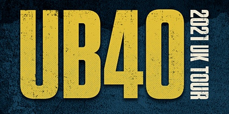 UB40 2021 (Oasis, Swindon) tickets