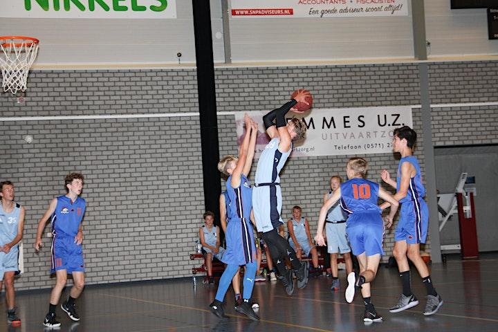 Afbeelding van Kies je Sport! - Basketbal