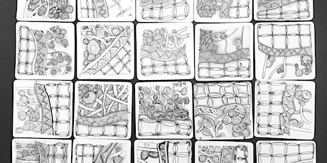 Zentangle 101 @ 7F5R: 5th September 2020 tickets