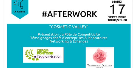 COSMETIC VALLEY #AFTERWORK billets