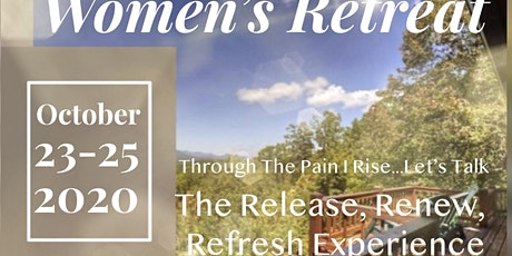 Women's Cabin Retreat..The Release, ReNew and Refresh Experience tickets