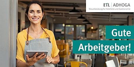 Gute Arbeitgeber! 22.09.2020 Steinach Tickets