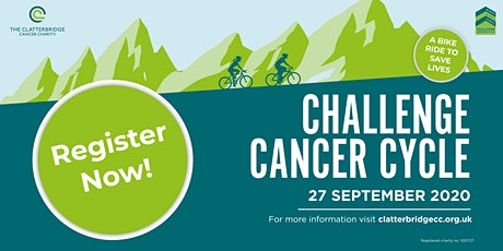Challenge Cancer Cycle tickets