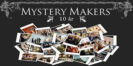 Mystery Makers 10-års jubilæum tickets