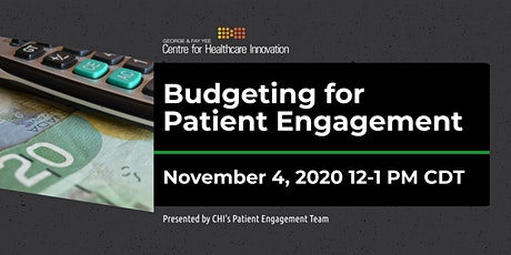 PE Lunchtime Learning: Budgeting for Engagement tickets