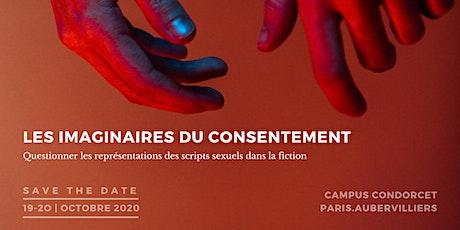 """Save the date : Rencontre """"Les Imaginaires du Consentement"""" billets"""