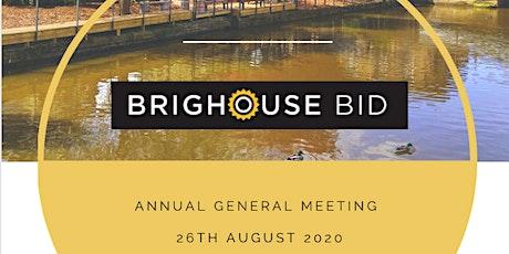 Brighouse BID - Annual General Meeting tickets