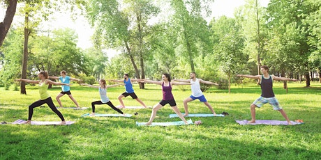 Yoga In The Park  - Open Vinyasa  Battery Park tickets