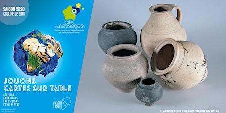 Journées du patrimoine : Sion, une mémoire archéologique hors du commun billets