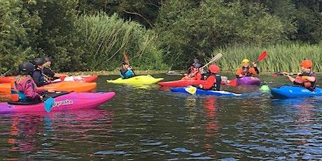 Laois Kayak Junior Development Programme - Level 2 Kayaking Skills  Award tickets