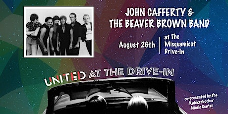 JOHN CAFFERTY & THE BEAVER BROWN BAND Live at the Drive-In tickets