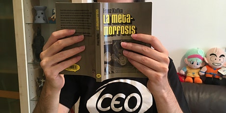 Club de Lectura CEO: La metamorfosis -el manga- entradas