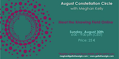 August Constellation Circle with Meghan Kelly tickets