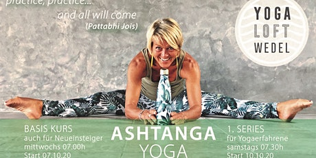 ASHTANGA  BASIC KURS Tickets