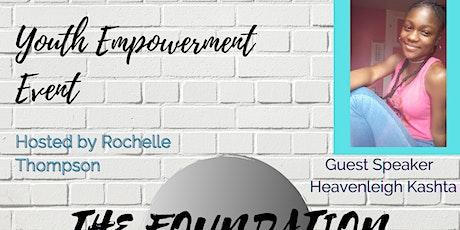 Heavenleigh Kashta Youth Empowerment Event tickets